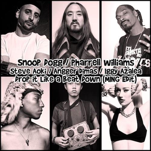 Free Download: Snoop Dogg, Pharrell, Steve Aoki, Iggy Azalea