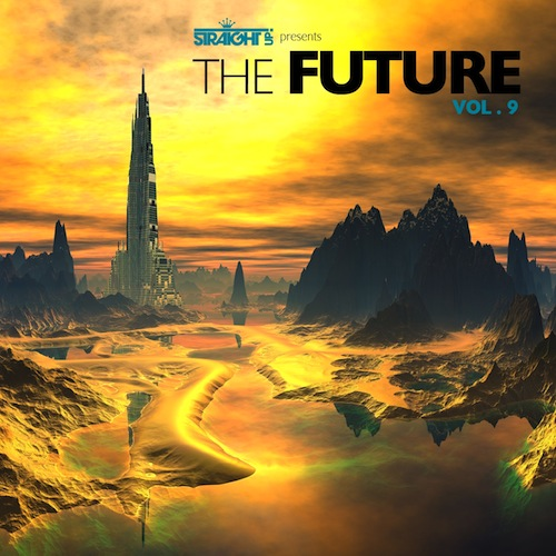 Various Artists - Straight Up! Presents The Future Vol 9500