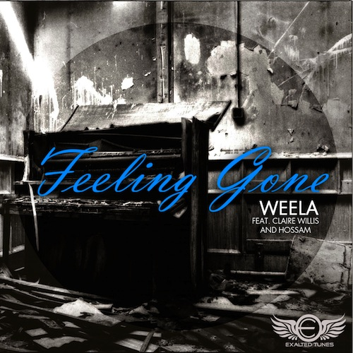 Weela feat Claire Willis & Hossam - Feeling Gone500
