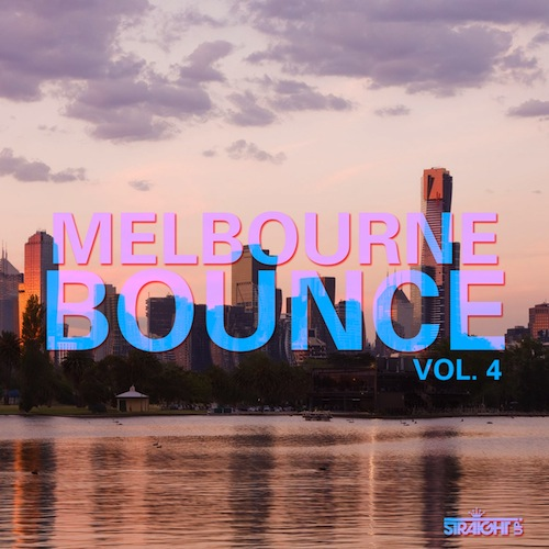 500Various Artists - Melbourne Bounce Vol 4