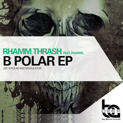 Rhamm Thrash feat Pharrel - B Polar EP