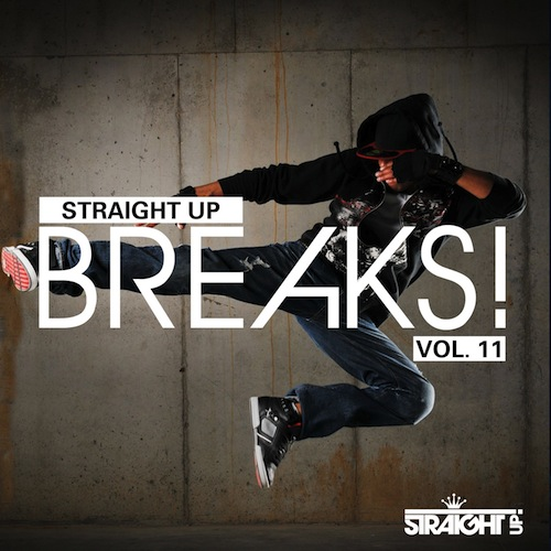 500Various Artists - Straight Up Breaks! Vol 11