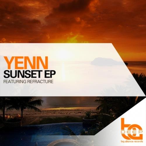 Yenn - Sunset EP