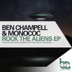 """Exclusive Preview: Ben Champell & Monococ """"Broken Part"""""""