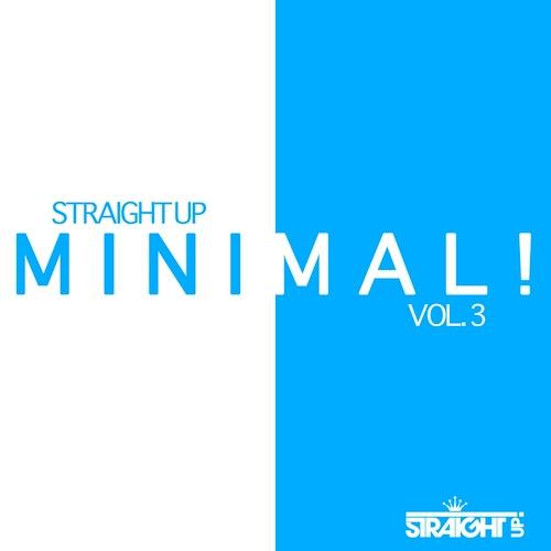 500Various Artists - Straight Up Minimal! Vol 3 copy