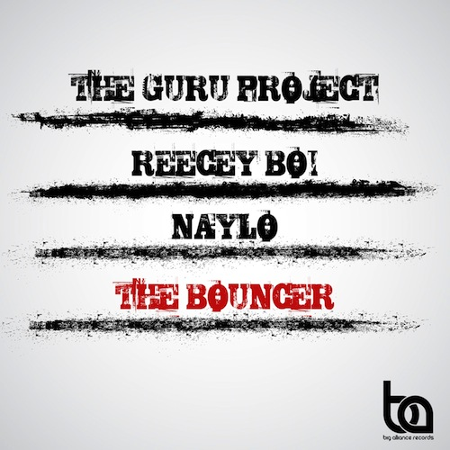 500The Guru Project Reecey Boi & Naylo - The Bouncer copy