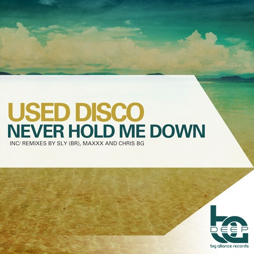 500Used Disco - Never Hold Me Down copy