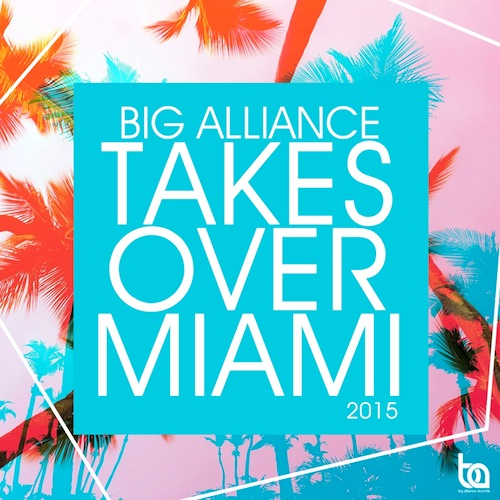 Big Alliance Takes Over Miami 2015