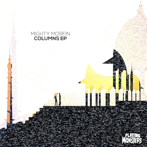 Mighty Morfin, The Hounds, Columns