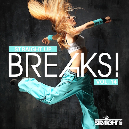 Straight Up Breaks! Vol. 14