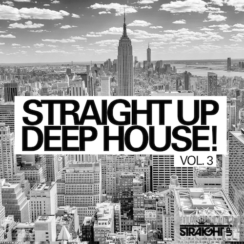 Straight Up Deep House! Vol. 3