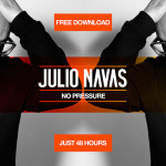 "Free Download: Julio Navas ""No Pressure"""