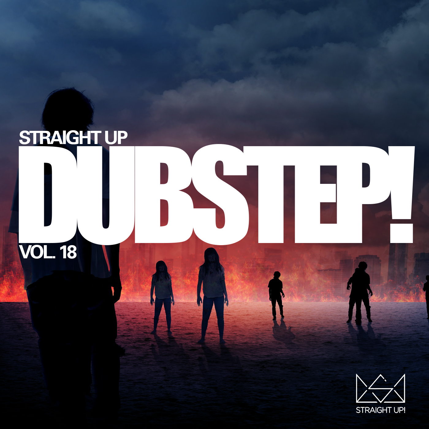 Straight Up Dubstep! Vol. 18